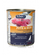 Dr. Clauder Selected Meat Pute&Reis 800g