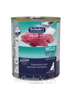 Dr. Clauder Selected Meat Wild 800g