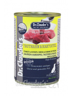 Dr. Clauder Selected Meat Truthahn & Kartoffel 400g